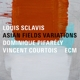 Sclavis/Pifarely/Courtois :Asian Field Variations