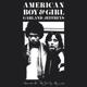 Jeffreys,Garland :American Boy & Girl