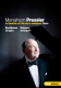 Pressler,Menahem :In Recital at Cité de la musique Paris