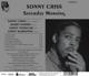 Criss,Sonny :Saturday Morning