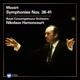 Harnoncourt,Nikolaus/CGO :Sinfonien 38-41