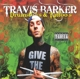 Barker,Travis :Drumsticks &  Tattoos