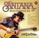 Santana :Masterpieces-The Gold Edition
