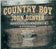 Special Consensus,The & Friends :Country Boy: A Bluegrass Tribute To John Denver