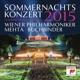 Wiener Philharmoniker/Mehta,Z./Buchbinder,R. :Sommernachtskonzert 2015