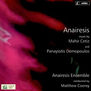 Coorey,Matthew/Anairesis Ensemble