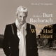 Bacharach,Burt :Anyone Who Had A Heart-The Art Of (Best Of)
