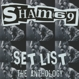 Sham 69 :Set List The Anthology