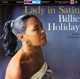 Holiday,Billie :Lady In Satin