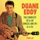 Eddy,Duane :The Complete US & UK Singles & EPs As & Bs 1955-62