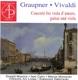 Maurice/Curry/Murawski/Dabrowski/Orch.Ars Longa :Konzerte für Viola d'amore und Gitarre