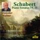 Richter,Svjatoslav :Schubert Sonatas 19+21