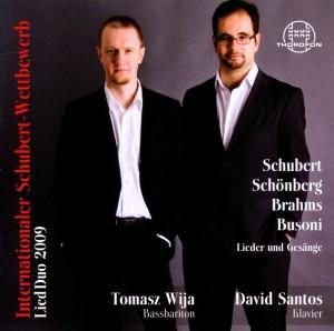 Tomasz Wija,David Santos