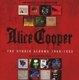 Cooper,Alice :The Studio Albums 1969-1983