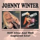 Winter,Johnny :Still Alive/Captured Live