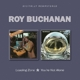 Buchanan,Roy :Loading Zone/You're Not Alone