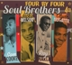 Cooke,Sam/Wilson,Jackie/Charles,Ray/McPhatter,C. :Four By Four - Soul Brothers