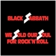 Black Sabbath :We Sold Our Soul For Rock'n'Roll (Jewel)