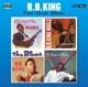 King,B.B. :4 Classic Albums