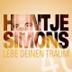 Simons,Heintje :Lebe Deinen Traum-Die Schönsten Titel Aus Über 4