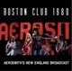Aerosmith :Boston Club 1980