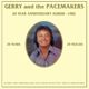 Gerry & The Pacemakers :20Year Anniversary Album-1982