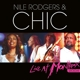 Rodgers,Nile & Chic :Live At Montreux 2004 (DVD+CD)
