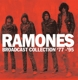 Ramones :Broadcast Collection '77-'95 (9CD-Set)