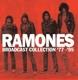 Ramones :Broadcast Collection '77-'95 (9CD-Set)