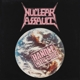 Nuclear Assault :Handle With Care (Ltd.Clear/Blue Splatter)