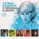 Gilberto,Astrud :5 Original Albums