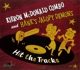 McDonald,Kieron/Hank's Jalopy Demons :Hit The Tracks (Split Album)