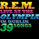R.E.M. :Live At The Olympia (2CD+DVD)