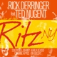Derringer,Rick Feat. Nugent,Ted :Live At The Ritz,NY