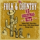Cash/Autry/Young/Jones/Clooney/Seeger/+ :Folk & Country-40 Christmas Hits