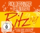 Derringer,Rick Feat. Nugent,Ted :Live At The Ritz,NY.CD+DVD