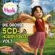Heidi :Die Große 5-CD Hörspielbox Vol.1 (Cgi)
