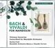 Frati/Orch.a Plettro Mauro e Claudio Terroni :Virtuose Konzerte transkribiert für Mandolinorch.