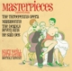 Lenya,Lotte/Weill,Kurt/Brecht,Bertolt :Masterpieces-The Threepenny Opera,Mahagonny (Exce