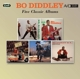 Diddley,Bo :Five Classic Albums