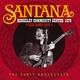 Santana :Berkeley Community Center 1970