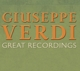 Various :Giuseppe Verdi-Great Recordings