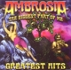 Ambrosia :Greatest Hits-The Biggest Part Of Me