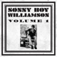 Williamson,Sonny Boy :Vol.1