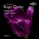 Vale,Nathan/Farmer,Adrian :The Songs of Roger Quilter Vol.2