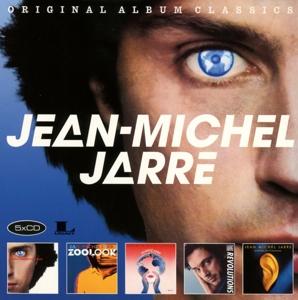 Jarre,Jean-Michel