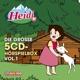 Heidi :Heidi-Die Große 5-CD Hörspielbox Vol.1
