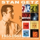 Getz,Stan :The Classic Albums Collection: 1955-1963