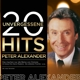Alexander,Peter :20 unvergessene Hits