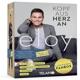 Eloy: Kopf aus-Herz an (Ltd.Deluxe Box)